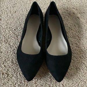 Black Flats (Size 6)